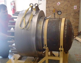 30 inch 1000 psig OD Pipe Plug