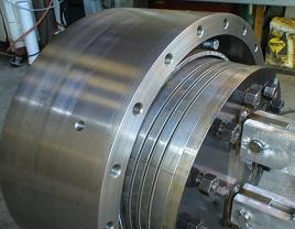 28 inch 1000 psig Pipe Test Plug